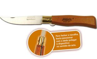 MAM Douro didelis kišeninis peilis su geležties užraktu (90mm) 2008