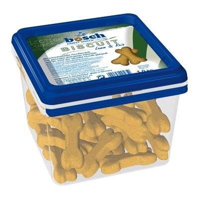 Bosch sausainiai šunims Biscuit Lamb & Rice 1kg kaina ir informacija | Skanėstai šunims | pigu.lt