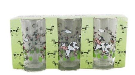 Stiklinių rinkinys, 3 vnt. kaina ir informacija | Taurės, puodeliai, ąsočiai | pigu.lt