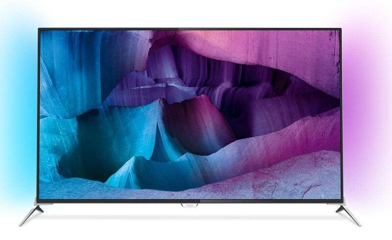 Philips 49PUS7100 kaina ir informacija | Televizoriai | pigu.lt
