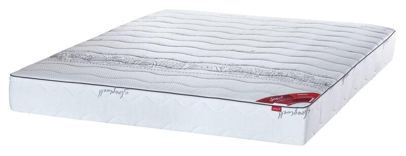 Čiužinys Sleepwell RED Pocket Etno, 90x200 cm kaina ir informacija | Čiužiniai | pigu.lt