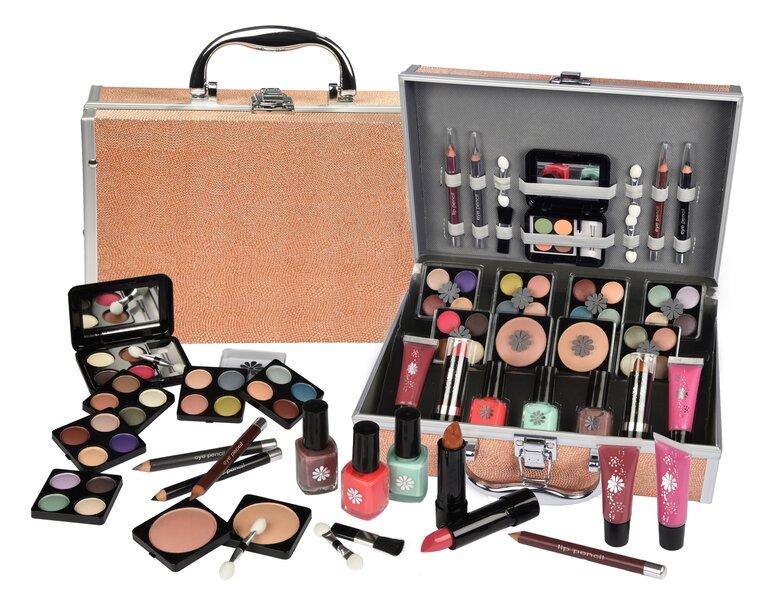 Dekoratyvinės kosmetikos rinkinys Necklace kaina ir informacija | Akių šešėliai, pieštukai, blakstienų tušai | pigu.lt
