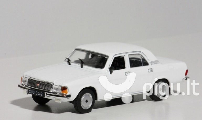 Automobilio modeliukas Volga Gaz 3102 kaina ir informacija | Žaislai berniukams | pigu.lt
