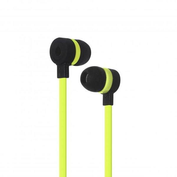 Įstatomos ausinės IPHF16GRN, Žalios kaina ir informacija | Ausinės, mikrofonai | pigu.lt