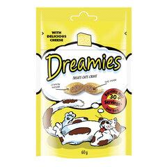 Dreamies skanėstas katėms su sūriu 60 g