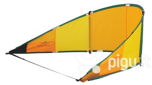 Užuovėja Easy Camp Surf kaina ir informacija | Palapinės | pigu.lt