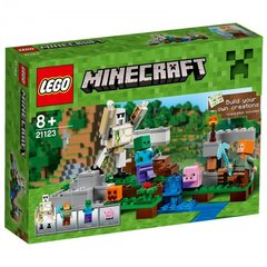 21123 LEGO® Minecraft Geležinis Golem