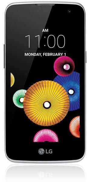 LG K4 (K120E), Juoda/Mėlyna kaina ir informacija | Mobilieji telefonai | pigu.lt