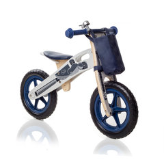 Балансный велосипед KinderKraft Runner Motorcycle