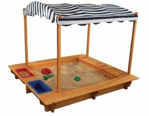 Smėlio dėžė su stogeliu Kidkraft 00165 kaina ir informacija | Čiuožyklos, smėlio dėžės, supynės | pigu.lt