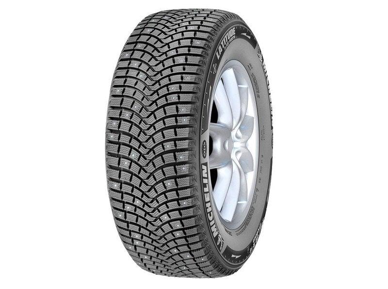 Michelin LATITUDE X-ICE NORTH LXIN2+ 275/45R21 110 T XL kaina ir informacija | Žieminės padangos | pigu.lt