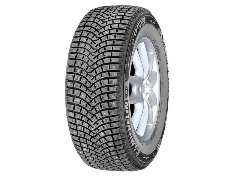 Michelin LATITUDE X-ICE NORTH LXIN2+ 255/55R20 110 T XL kaina ir informacija | Žieminės padangos | pigu.lt