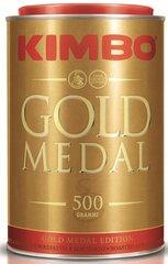 Malta kava Kimbo Gold Medal 500g kaina ir informacija | Kava, arbata | pigu.lt