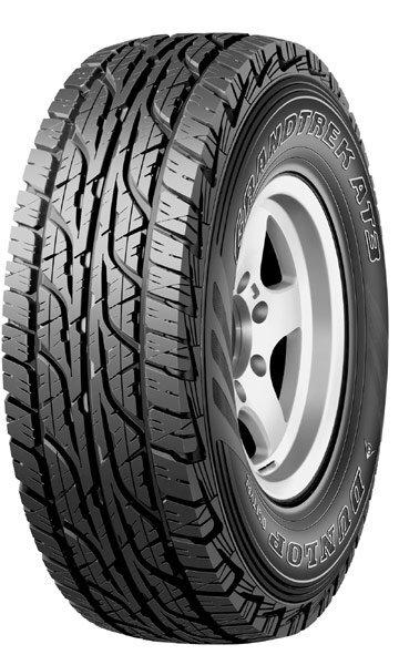 Dunlop GRANDTREK AT3 245/70R16 111,00 T XL OWL kaina ir informacija | Vasarinės padangos | pigu.lt