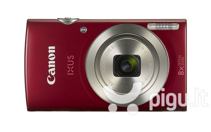 Canon IXUS 175, Raudona kaina ir informacija | Skaitmeniniai fotoaparatai | pigu.lt