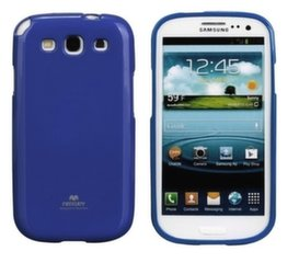 Samsung Galaxy Core dėklas JELLY Mercury mėlynas