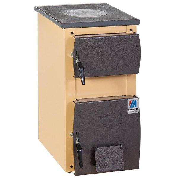 Katilas- viryklė Moderator 5 kW kaina ir informacija | Šildymo katilai | pigu.lt