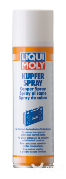 Vario aerozolis 250ml Liqui-Moly kaina ir informacija | Automobilinė chemija | pigu.lt
