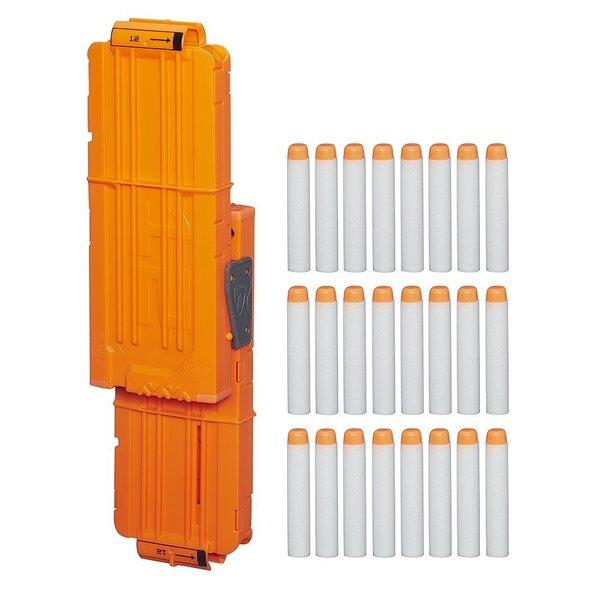 Šovinių rinkinys Nerf Modulus Flip Clip, B1534EU4 kaina ir informacija | Žaislai berniukams | pigu.lt