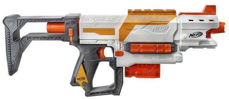 Šautuvas Nerf Modulus MK11, B4616EU4 kaina ir informacija | Žaislai berniukams | pigu.lt
