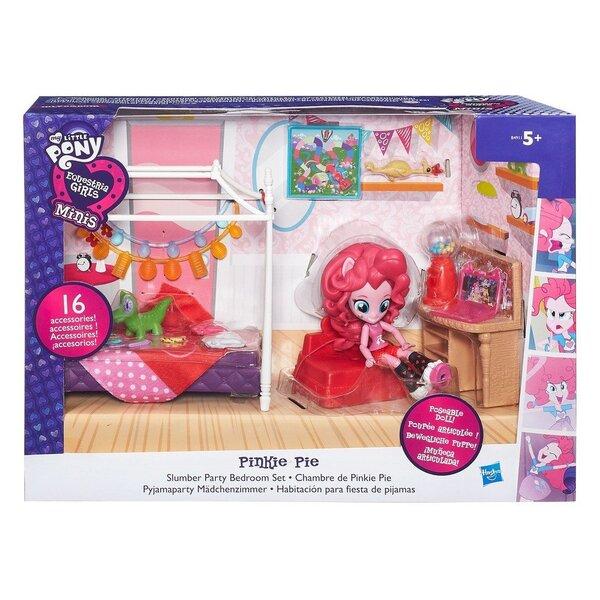 Teminis mini Equestria rinkinys My Little Pony, B8824 kaina ir informacija | Žaislai mergaitėms | pigu.lt