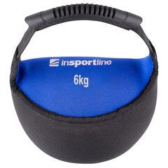 Svarstis inSPORTline Bell-bag 6 kg kaina ir informacija | Svoriai, svarmenys, grifai | pigu.lt