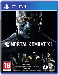 Mortal Kombat XL, PS4