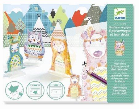 Kūrybos rinkinys Djeco DJ09493 kaina ir informacija | Lavinamieji žaislai | pigu.lt