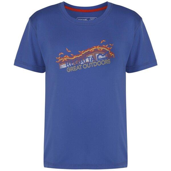 Marškinėliai mergaitėms Regatta kaina ir informacija | Drabužiai mergaitėms | pigu.lt
