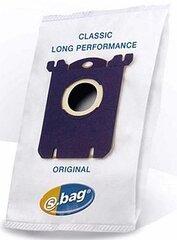 Dulkių maišeliai Electrolux E201B S-Bag Long Performance kaina ir informacija | Dulkių siurblių priedai | pigu.lt