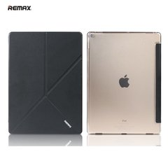 Apsauginis dėklas Remax Smart Ultra Slim skirtas Apple iPad Air 2, Juodas