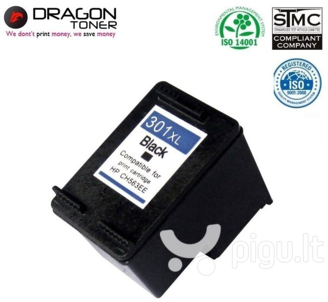 Toneris Dragon skirtas rašaliniams spausdintuvams (Canon) kaina ir informacija | Kasetės rašaliniams spausdintuvams | pigu.lt