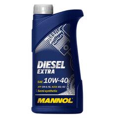 Mannol alyva Diesel Extra 10W-40, 1L