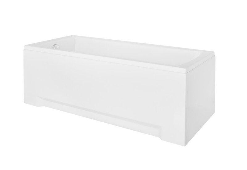 Vonia Besco Optima kaina ir informacija | Vonios | pigu.lt