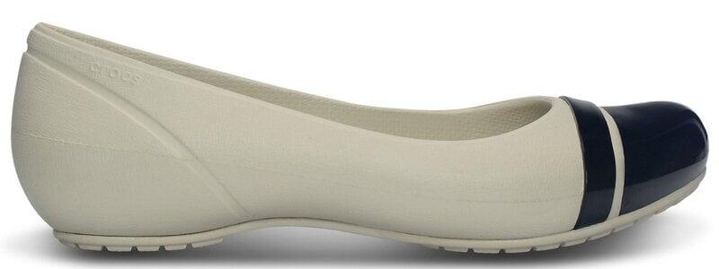 Bateliai moterims Crocs™ Cap Toe Flat kaina ir informacija | Bateliai, basutės | pigu.lt
