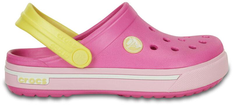 Batai mergaitėms Crocs™ Crocband II.5 Clog kaina ir informacija | Avalynė vaikams | pigu.lt
