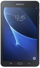 "Samsung Galaxy Tab A (2016) T280, 7"", WiFi, Juoda"