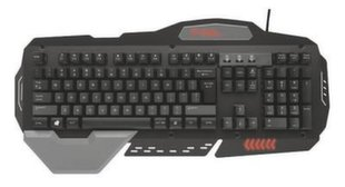 Trust - GXT 850 Metal Gaming Keyboard
