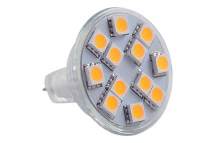 LED Lemputė MR11 2W 12V