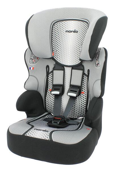 Automobilinė kėdutė Nania Beline SP POP Black, 295601 kaina ir informacija | Automobilinės kėdutės | pigu.lt