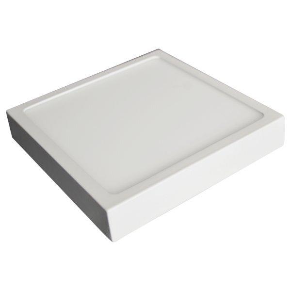LEDlife LED viršt. šviestuvas 12W (kvadr.) kaina ir informacija | Sieniniai šviestuvai | pigu.lt