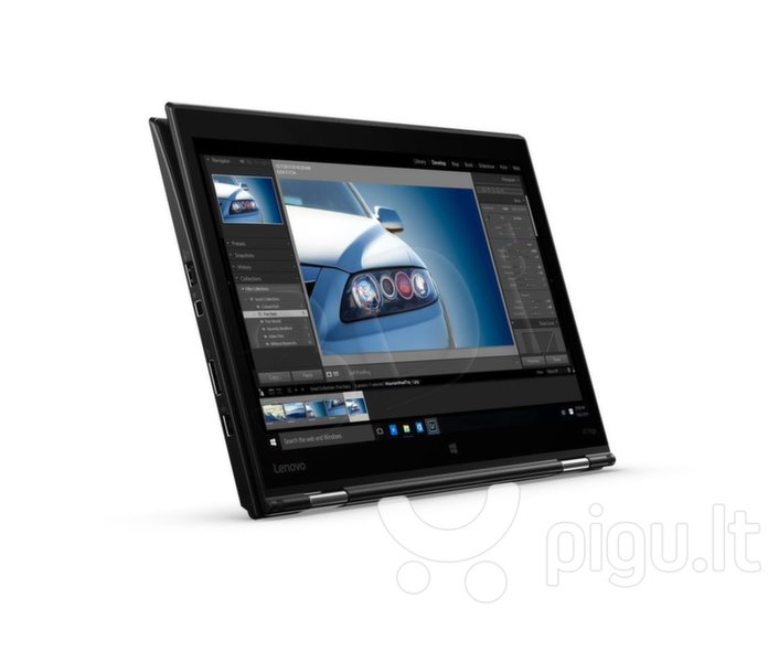 Lenovo - ThinkPad X1 Yoga 20FQ002VPB W10P i7-6600U/8/256/HD520/14'