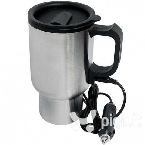 Šildomas automobilinis puodelis kaina ir informacija | Originalūs puodeliai | pigu.lt