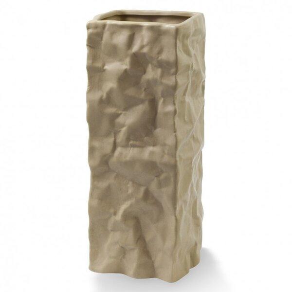 Raukšlėta vaza kaina ir informacija | Kitos originalios dovanos | pigu.lt