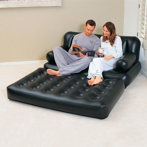 "Pripučiama sofa-lova ""5 in 1"" Bestway kaina ir informacija   Namai   pigu.lt"