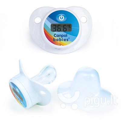 Termometras-čiulptukas Canpol, 9/103 kaina ir informacija | Kūdikio priežiūrai | pigu.lt