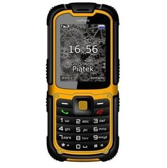 MyPhone HAMMER 2 Dual Sim Orange/Black (Оранжевый/Черный)
