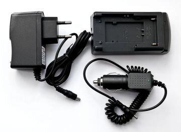 Kroviklis Canon BP-511/512/522/535, NB-2L/2LH/2L12 kaina ir informacija | Vaizdo kamerų krovikliai | pigu.lt
