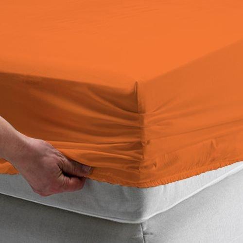 Drobės audinio paklodė su guma kaina ir informacija | Paklodės | pigu.lt