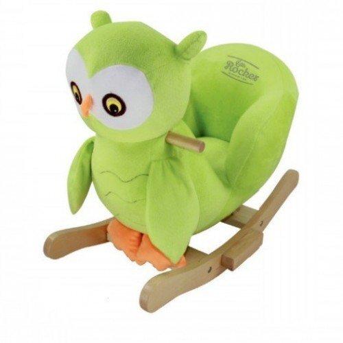 Supama pelėda su garsais Gerardo's toys Little Rocker 39537 kaina ir informacija | Žaislai kūdikiams | pigu.lt
